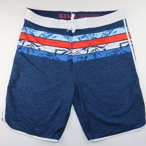 Old Navy Swim Board Shorts Size 38